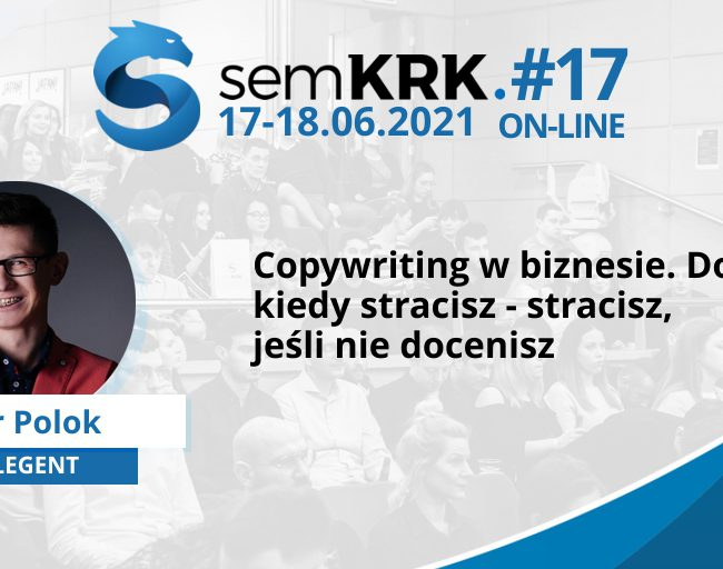 Piotr Polok copywiritng